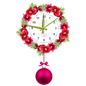 Pendulum clock live wallpaper