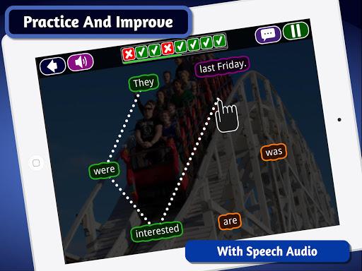 Speedy English Grammar -Basic ESL Course & Lessons 1.6.1 screenshots 6