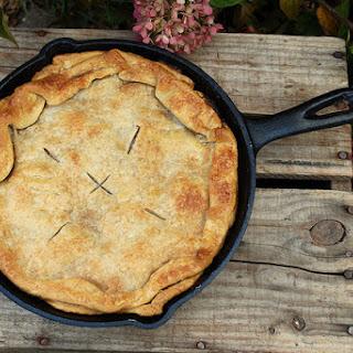 Trisha Yearwood's Skillet Apple Pie.