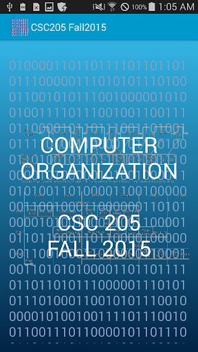 CSC205 Fall2015 at Manassas
