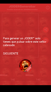 JODERGenerator - náhled