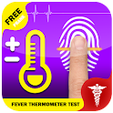 Fever Thermometer Test Prank icon