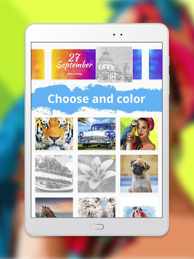 Color by Number Oil Painting 1.6.1 screenshots 22