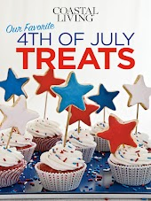 Coastal Living Special Issue: Favorite 4th of July Treats 2015
