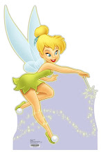 Photo: Theme Party Stand Up Prop http://www.BestPartyPlanner.net Tinker Bell Disney.