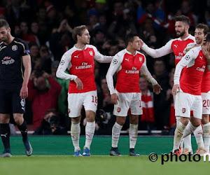 Encore un cadre d'Arsenal blessé... et pour longtemps!