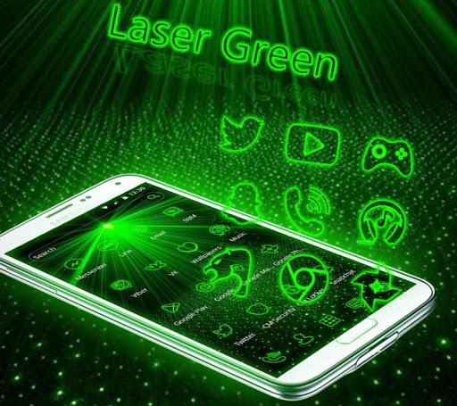 Download Laser Light Green Tech Theme Free For Android Laser Light Green Tech Theme Apk Download Steprimo Com