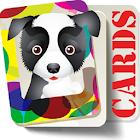 Flashcards for children icon