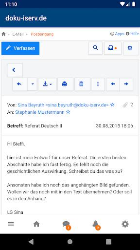IServ  screenshots 3