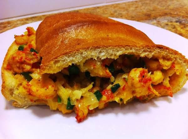 Jazz Fest Crawfish Bread Recipe