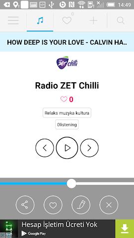 android Radio Poland Screenshot 10