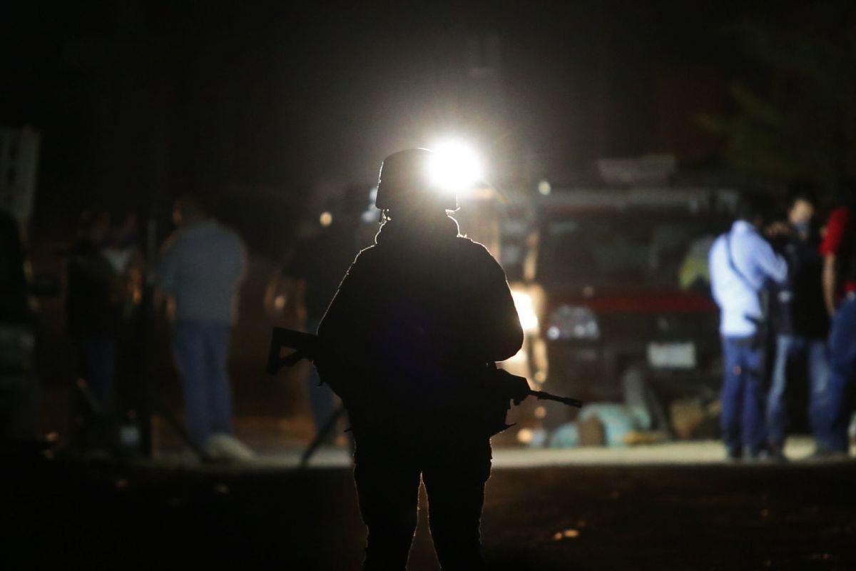 11 albañiles muertos, un mejor y una mujer heridos en Tonalá