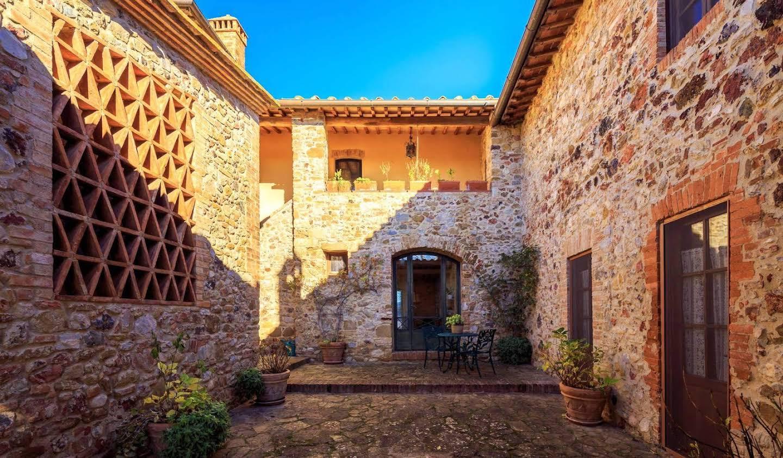Villa avec jardin Monteriggioni