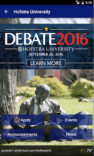 Hofstra University- screenshot thumbnail