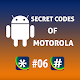 Download Secret Codes for Motorola Mobiles For PC Windows and Mac