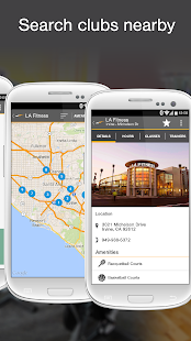 LA Fitness Mobile- screenshot thumbnail