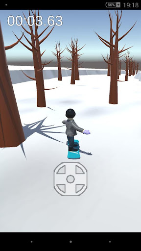 無料体育竞技AppのStrange snow board|記事Game