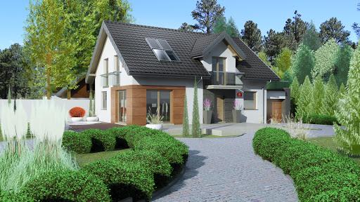 projekt Dom przy Alabastrowej 8