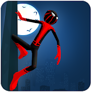 Spider Stickman Gangster Crime - Rope Hero Warrior