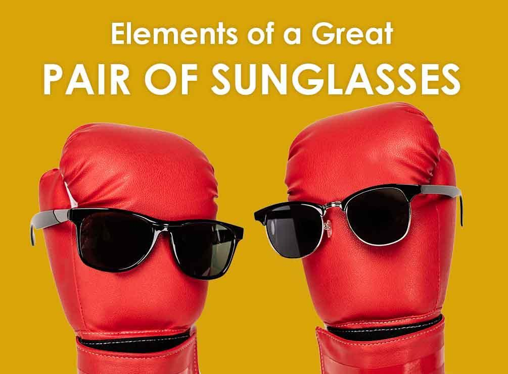 Great Pair of Sunglasses