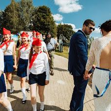 Wedding photographer Yuliya Loginova (shinigami). Photo of 22.08.2018