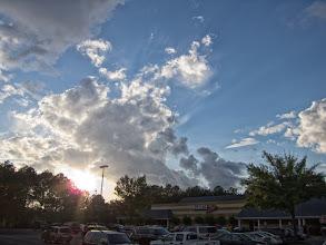 Photo: Sunset Over Brunswick