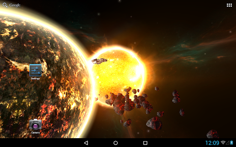 Fire Planet 3D XL screenshot 6