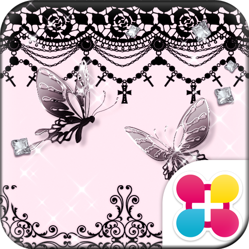 Gothic & Girly Wallpaper Theme Icon