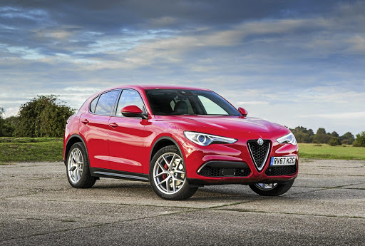 From a design perspective, the Stelvio stands out in the SUV segment