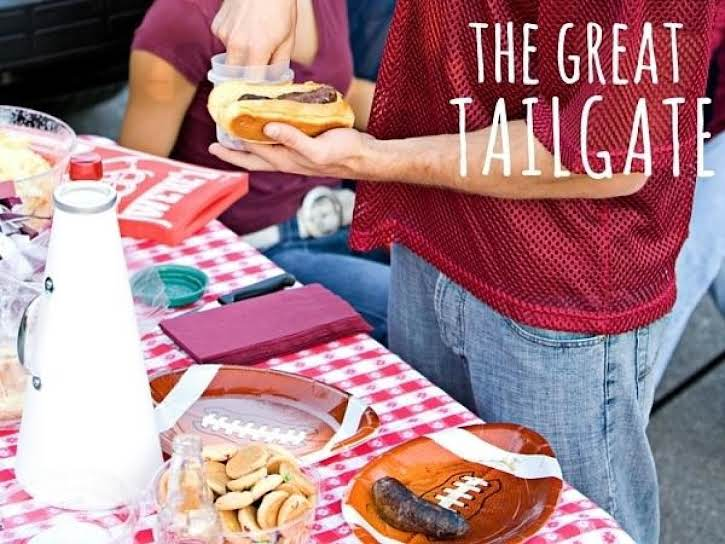 The Great Tailgate!