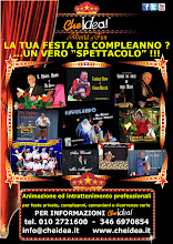 Photo: Locandina feste private stagione 2012/2013