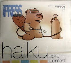 "Photo: Anchorage Press ""Haiku Contest"" 2010 cover illustration"