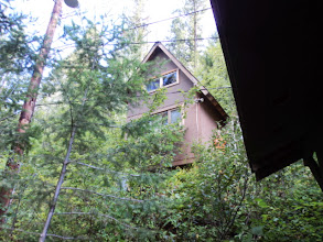 Photo: The second bunkhouse above where the boys slept. Meant to climb up there but never got around to it