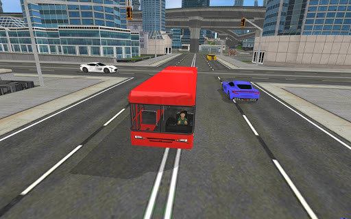 Bus Simulator 3D City 2018 1.0 screenshots 5