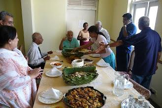 Photo: Sri Lankan non veg Meal  Colombo