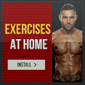 Belly Fat Exercises at Home icon