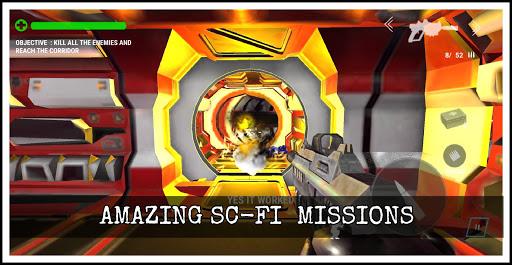 FireRange: Action FPS 3D Shooting & Gun Combat 5.6 de.gamequotes.net 1