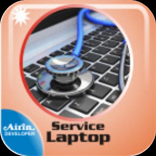 Kitab Service Laptop Teknisi
