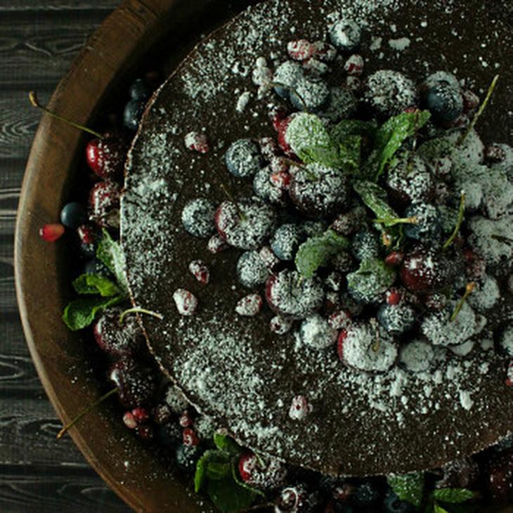 Ultimate No-Bake Dark Chocolate Cheesecake Recipe
