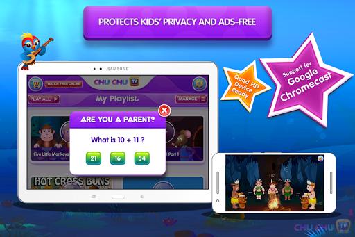 ChuChu TV Lite - Top 50 Kids Nursery Rhymes Videos 3.0 screenshots 4
