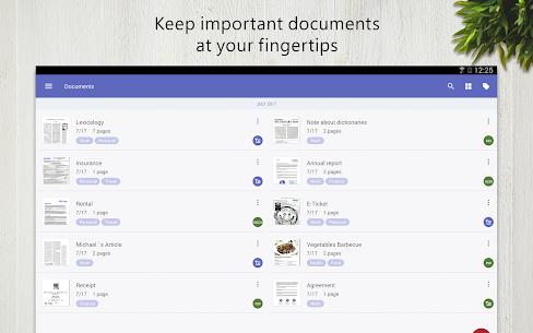 FineScanner Pro – PDF Document Scanner App + OCR 8