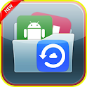 App Backup & Fast Restore icon