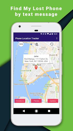 Phone Location Tracker: Places Near Me  screenshots 4