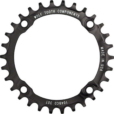 Wolf Tooth Drop-Stop Chainring 104 B.C.D.