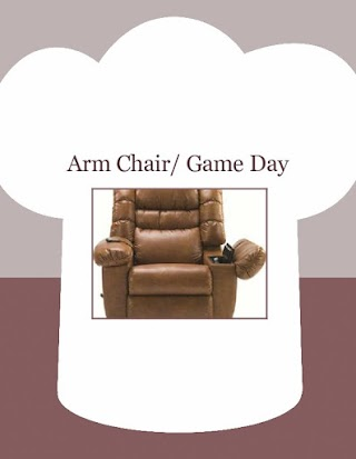 Arm Chair/ Game Day