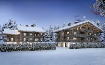 Appartement 4 pièces 90,26 m2