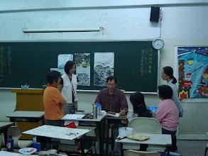 Photo: 20111031頭份(一)山水有情—中國山水畫初探003