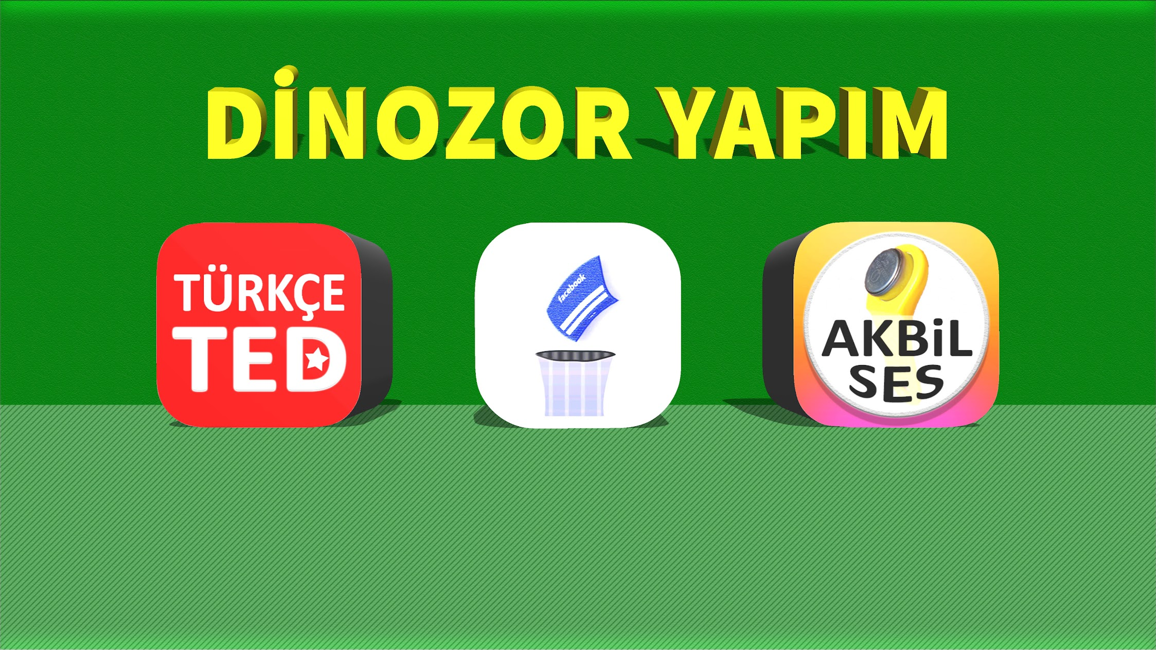 Dinozor Apps