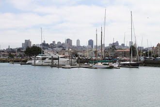 Photo: The yacht club is surrounded by great views of the bay, harbor, and downtown San Francisco.