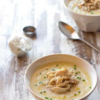 Creamy Pulled Pork Soup {AIP}.